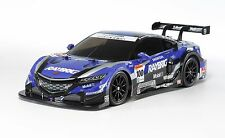 Tamiya jeu - carrosserie 1:10 RC RAYBRIG NSX GT Concept 51563 mit Décor et Roues