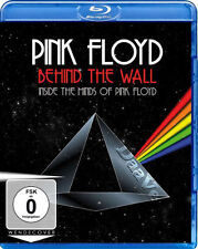 Pink Floyd Behind the Wall Inside the Minds of Pink Floyd NEW Docu Blu-Ray Disc