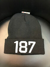 187 Beanie Hat TYGA DRAKE OBEY WEEZY Young Money hoody Last Kings Rick Ross Dope