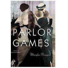 Parlor Games: A Novel