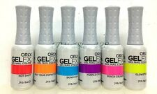 ORLY GelFX - 6 New Summer NEON 2013 Shades Gel Nail Color