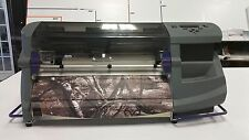 Gerber Envision 375 Plotter with optional Gerber Edge 1 Printer