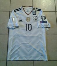 Adidas Germany 2017 jersey player issue Size 6 Ozil 10