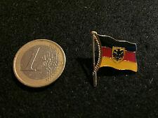 EM Europameisterschaft 2016 Fahne Deutschland mit Adler Pin Badge Nr. 9