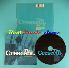 CD Singolo The Crescent On The Run HUTCD153 UK 2002 no mc lp vhs dvd(S21)