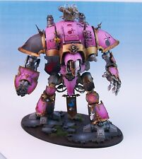 Warhammer 40k Imperial Knight Warden - Fully Magnetised - Painted to order