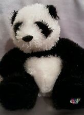 Webkinz Panda Very Soft And Lovable For All Ages.