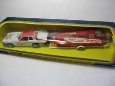 CORGI GS38 POWERBOAT TEAM CORGI JAGUAR CARLSBERG BOB SPALDING MOTORBOOT GIFT SET