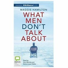 What Men Don't Talk About by Maggie Hamilton (2013, CD, Unabridged)