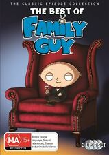 The Best of Family Guy NEW R4 DVD