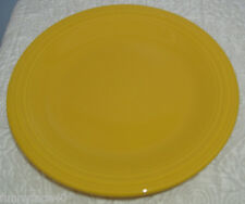 "NEW FIESTAWARE MARIGOLD 10.5"" DINNER PLATE FIESTA RETIRED HLC"