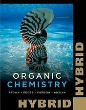 Organic Chemistry, Hybrid Edition (with OWL with Cengage YouBook 24-Months Print