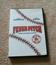 """""""FEVER PITCH"""" Movie starring Drew Barrymore & Jimmy Fallon on DVD"""