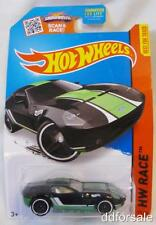 Ford Shelby GR-1 Concept 1/64 Scale Factory Defect From HW Race by Hot Wheels