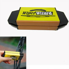 Wiper Wizard Windshield Wiper Blade Restorer Nice Cleaner NEW Safety Drving GBP