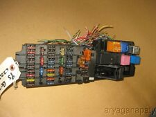 94-95 Mercedes Benz C-Class OEM front in-dash fuse box block fuses relays W202
