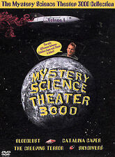 MYSTERY SCIENCE THEATER 3000 COLLECTION Vol. 1 MST3K Rhino Home Video