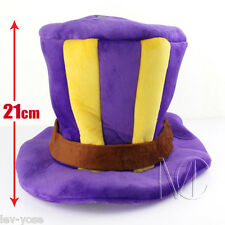 League of Legends LOL Caitlyn Plush Beanie Hat Soft Anime Cap Cosplay Costume