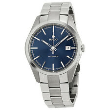 Rado Hyperchrome Automatic Blue Dial Steel and Ceramic Mens Watch R32115203