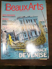 Beaux Arts Magazine N°229 MOBILIER CHINOIS ARMURES ITALIENNES PETER SAVILLE ART