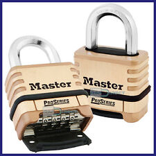 Master Lock 1175D Combination Padlock ***NEW MODEL***
