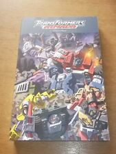 Transformers Armada Omnibus IDW Publishing (Paperback, 2016) NEW 9781631405631