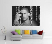 WENTWORTH MILLER PRISON BREAK TV GIANT WALL ART PICTURE PRINT PHOTO POSTER