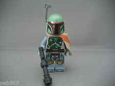 Lego Figurine Minifig Star Wars - Boba Fett Neuf New / Set 75137