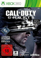 Call of Duty: Ghosts -- Free Fall Edition (Microsoft Xbox 360, 2013, DVD-Box)