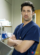 PHOTO GREY'S ANATOMY - PATRICK DEMPSEY - 11X15 CM  # 10