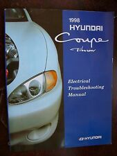 Hyundai COUPE TIBURON 1998 : Electrical troubleshooting