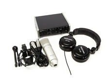 TASCAM Trackpack 2x2 Kit completo per registrazioni audio Home Studio