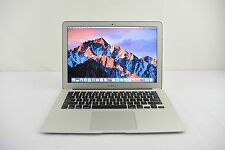 "2015 Apple MacBook Air 13"" 1.6GHz Core i5  4GB RAM  128GB  MJVE2LL/A + WARRANTY"
