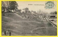 cpa Bourgogne 71 - AUTUN Les CAVES JOYAUX Animés Théatre Antique Cirque Romain
