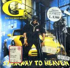 Gs INCORPORATED Stairway to Heaven CD Single NEW