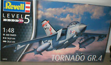 Tornado GR.4 de 41 o 617 Sqn RAF Coningsby/lossie Revell 1/48th Kit 280 piezas