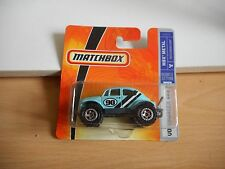 Matchbox VW Volkswagen Beetle 4X4 in Light Blue on Blister