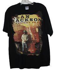 Alan Jackson Frieght Train T Shirt Tour Concert 2010 Country Music Album Adult M