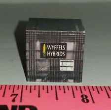 1/64 custom farm toy Pallet of wyffels hybrids probox Seed box see description