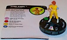 APRIL O'NEIL #011 #11 Teenage Mutant Ninja Turtles Series 2 HeroClix