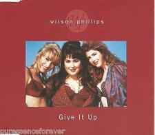 WILSON PHILLIPS - Give It Up (UK 4 Trk CD Single Pt 1)