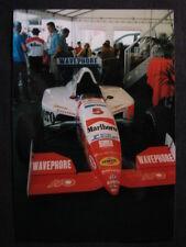 Photo Treadway Racing G-Force Indy Car 1997 #5 Arie Luyendijk Marlboro Masters