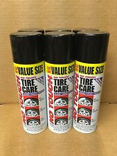 QTY 6 No Touch Tire Care Cleaner and Satin Shine 18oz Spray NTBP15 FREE PRIORITY