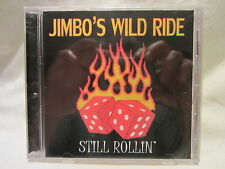LOT of 50 JIMBO'S WILD RIDE - Still Rollin' Audio CD's Brand New/Sealed