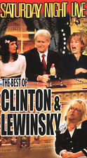Saturday Night Live - The Best of the Clinton Scandal [VHS]