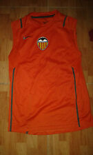 Valencia CF Training football Shirt Camiseta Futbol Talla S 50ctms