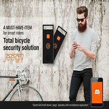 JEEGY Smart Anti-Theft Device for Bike Burglar Alarm Bicycle burglar alarm