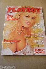 Playboy 10/1996 Jenny McCarthy,Ann Laure,Malgorzata Jarmolkowicz