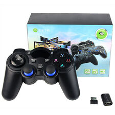 2.4GHz Wireless Gamepad Joystick Game Controller Android for GPD Gampad + OTG UK