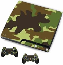 Army Sticker/Skin PS3 Playstation 3 Console/Remote controllers,psk6